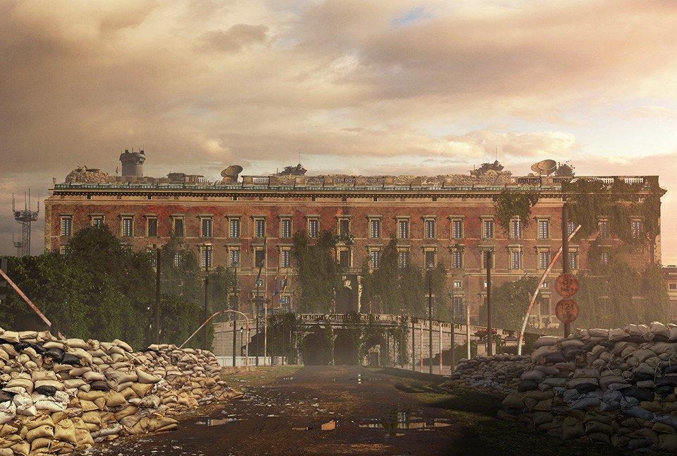 Разные страны в стиле The Last of Us. - Изображение 36