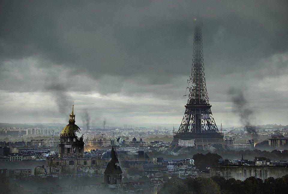 Разные страны в стиле The Last of Us. - Изображение 16