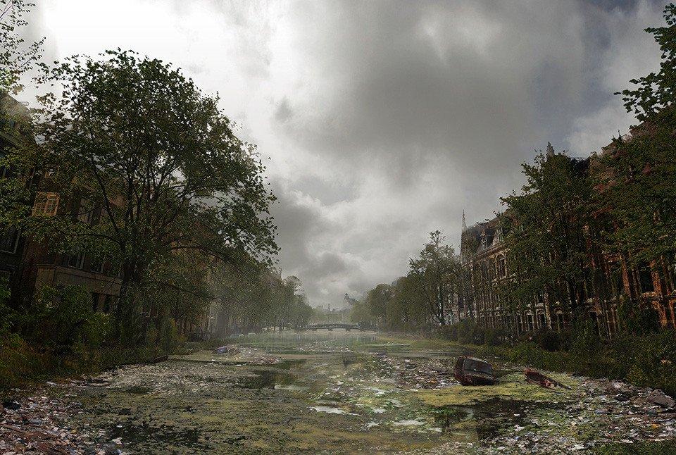 Разные страны в стиле The Last of Us. - Изображение 4