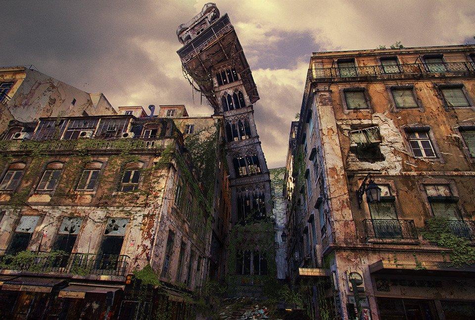 Разные страны в стиле The Last of Us. - Изображение 34
