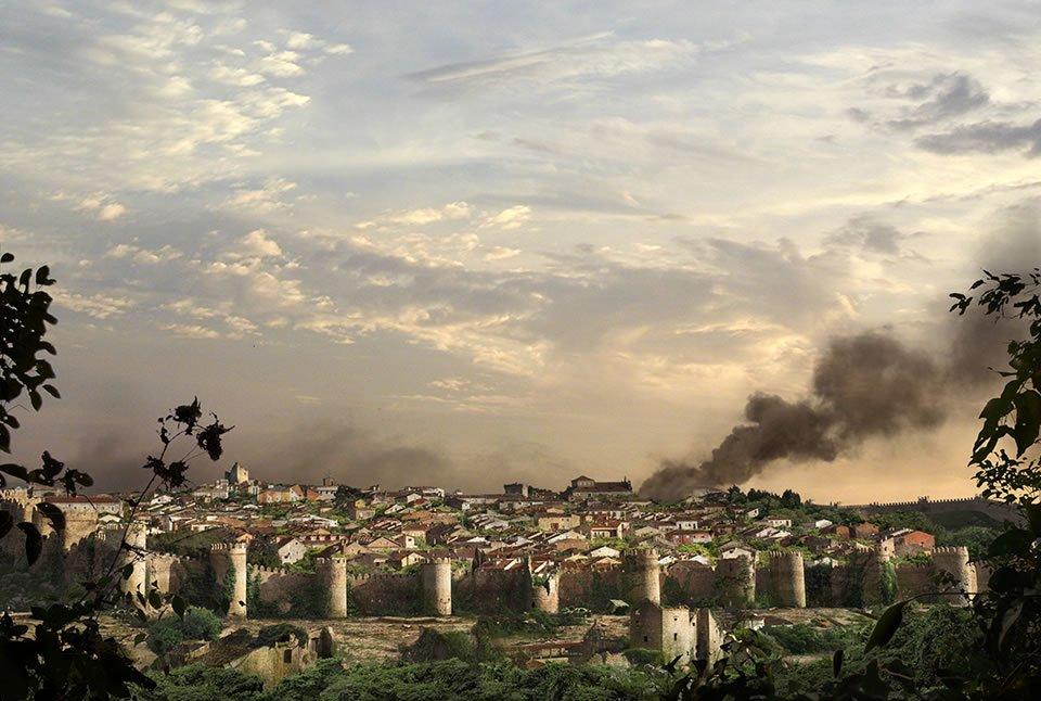 Разные страны в стиле The Last of Us. - Изображение 6