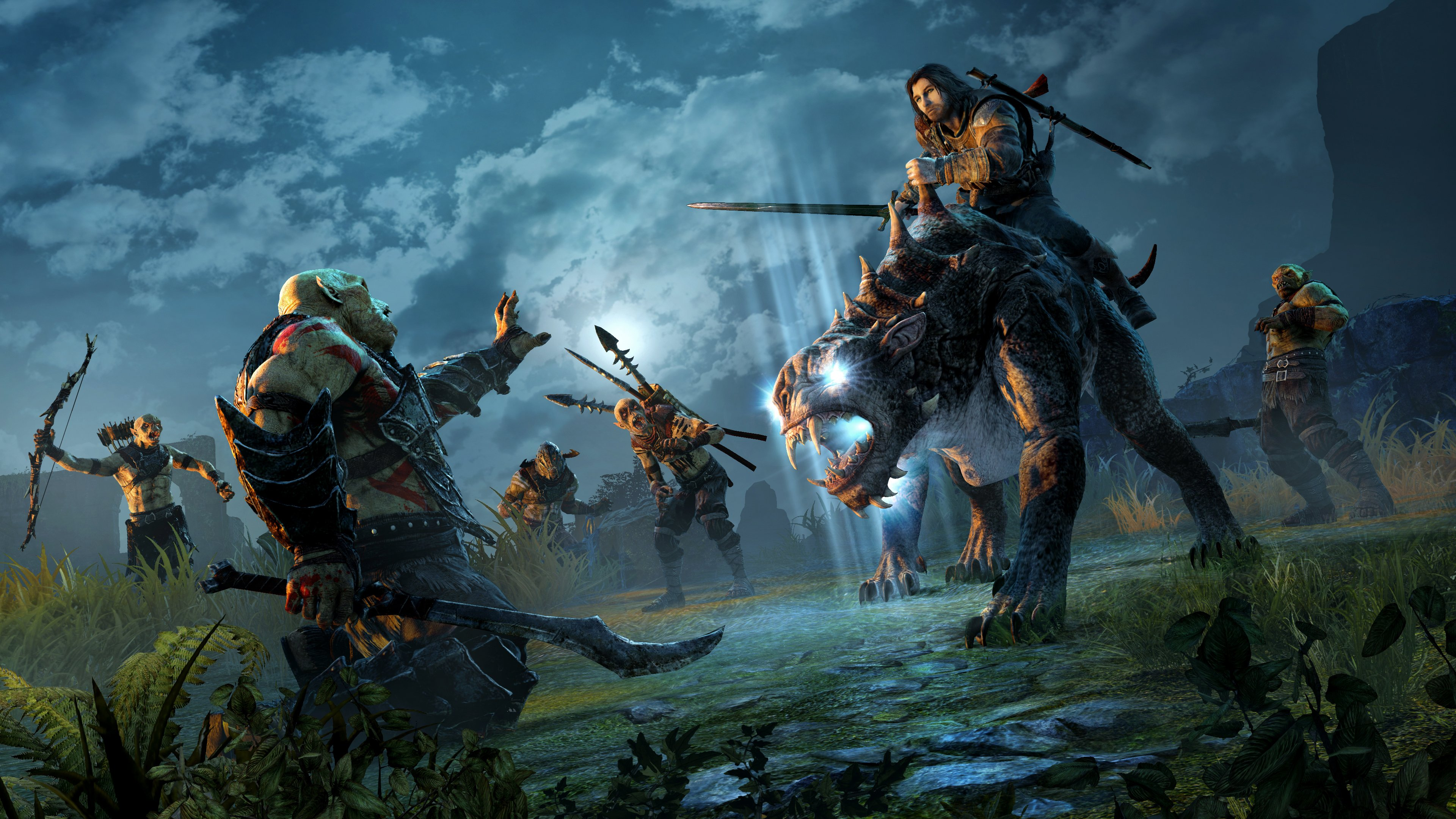 Middle-earth: Shadow of Mordor на консоли PlayStation 4 будет 60 Fps и 1080 p. - Изображение 2