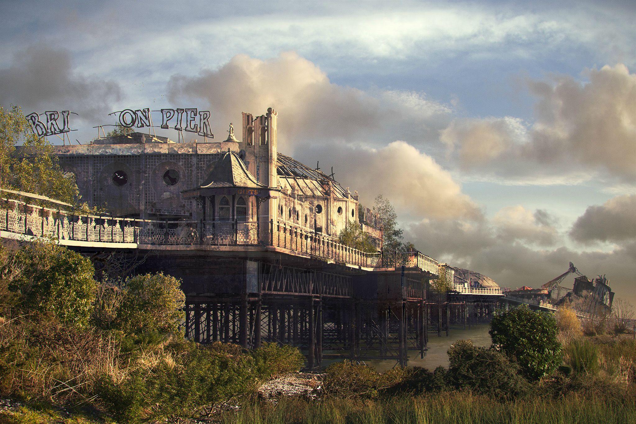 в стиле The Last of Us [Часть Вторая]  - Изображение 2