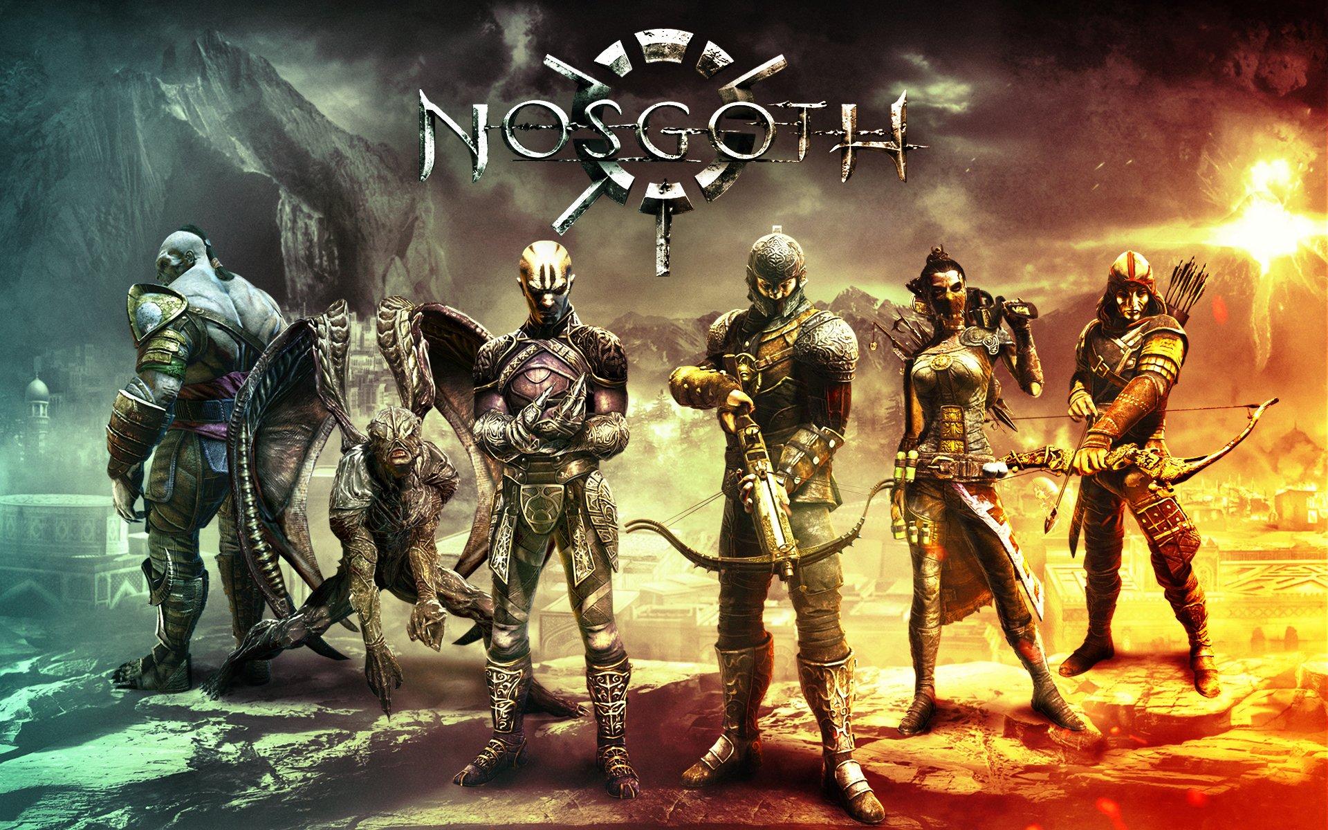 Бесплатная раздача ключей для Nosgoth в Steam - Изображение 1