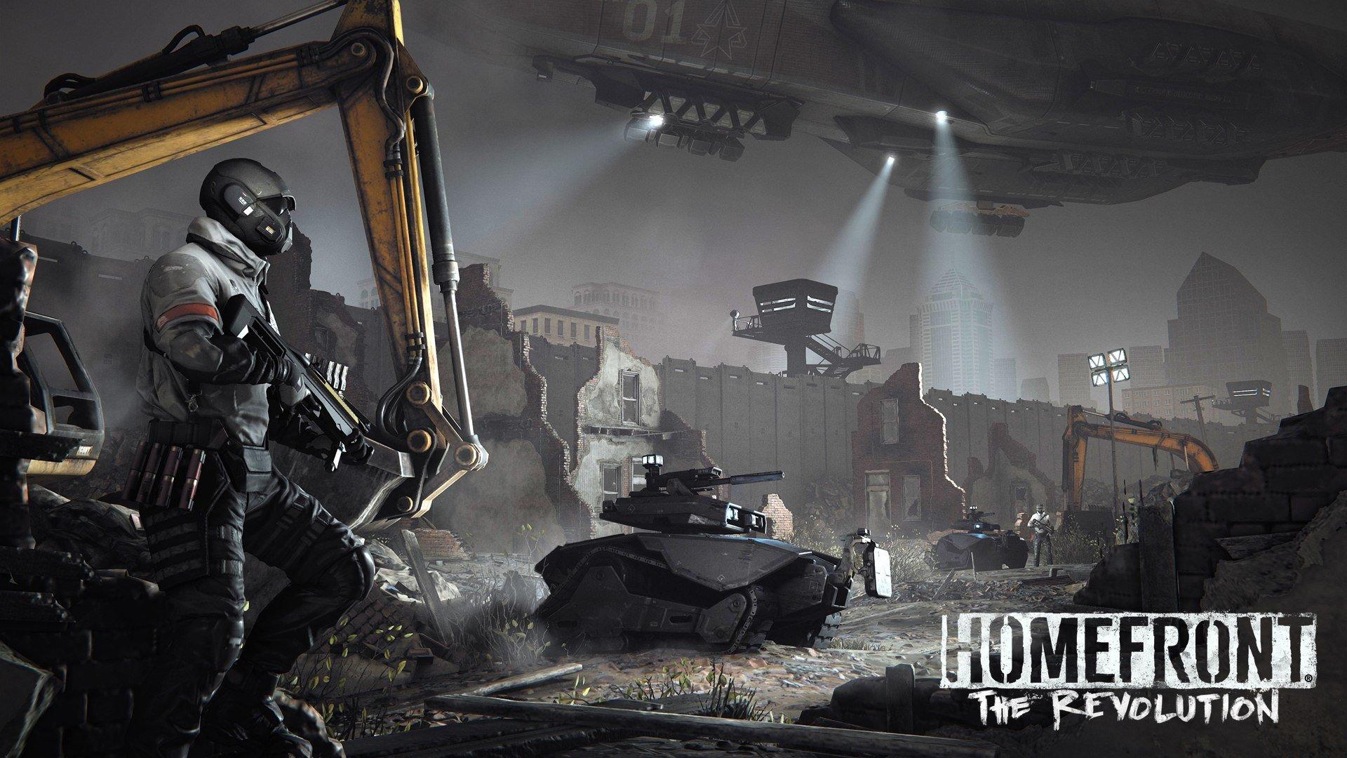 Deep Silver купили права на Homefront у Crytek.  - Изображение 1