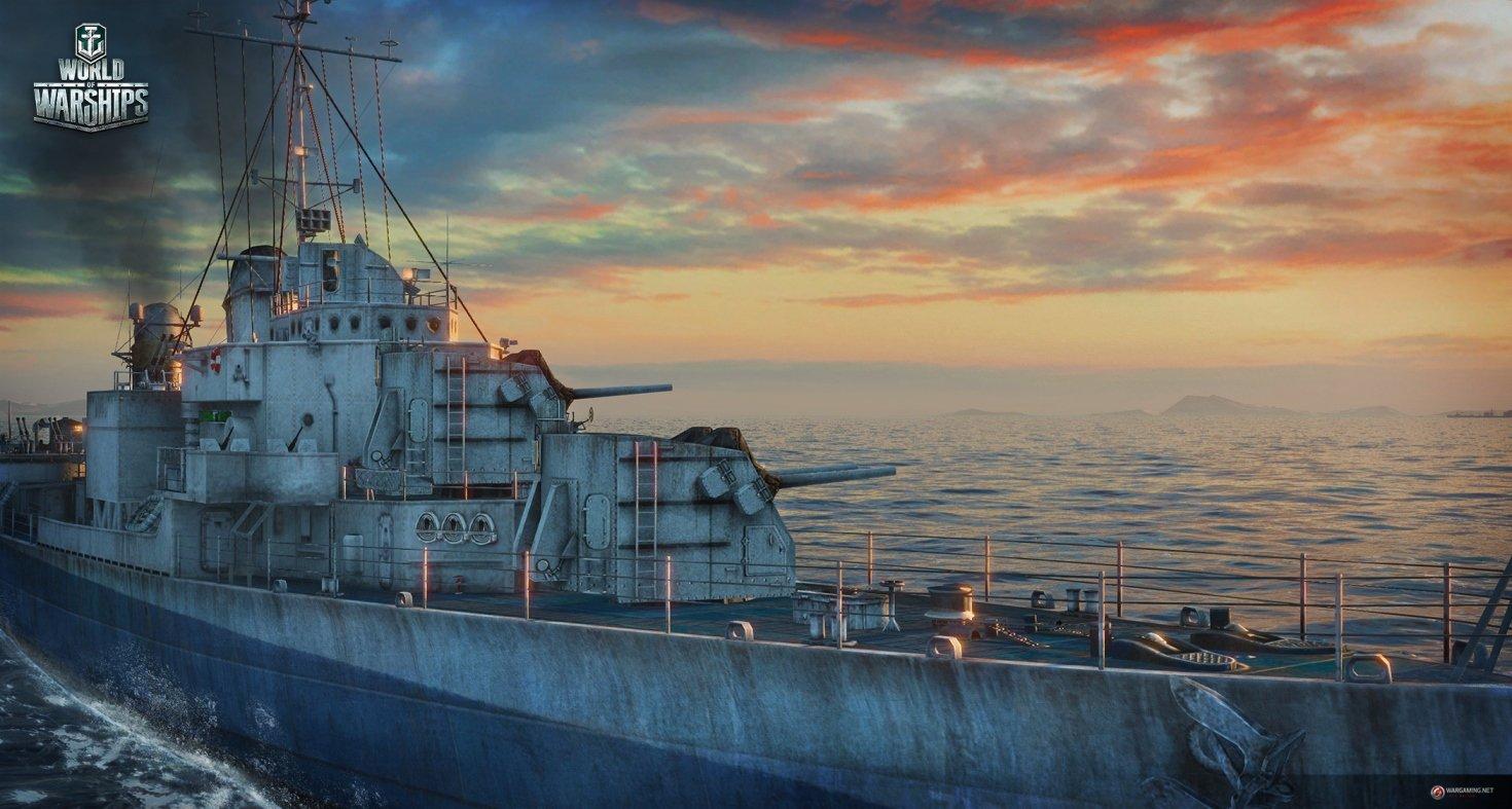 В шаге от альфы. Розыгрыш доступа в World of Warships - Изображение 1