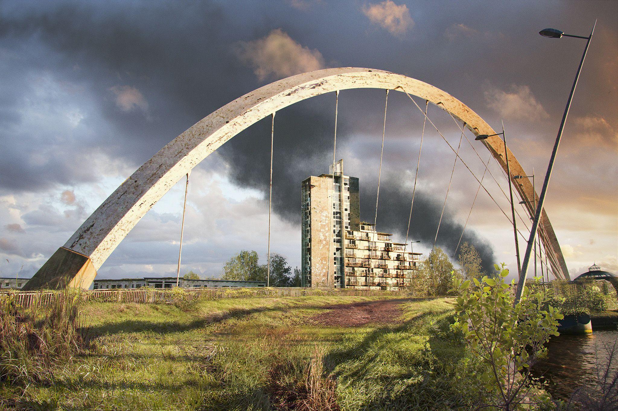 в стиле The Last of Us [Часть Вторая]  - Изображение 8
