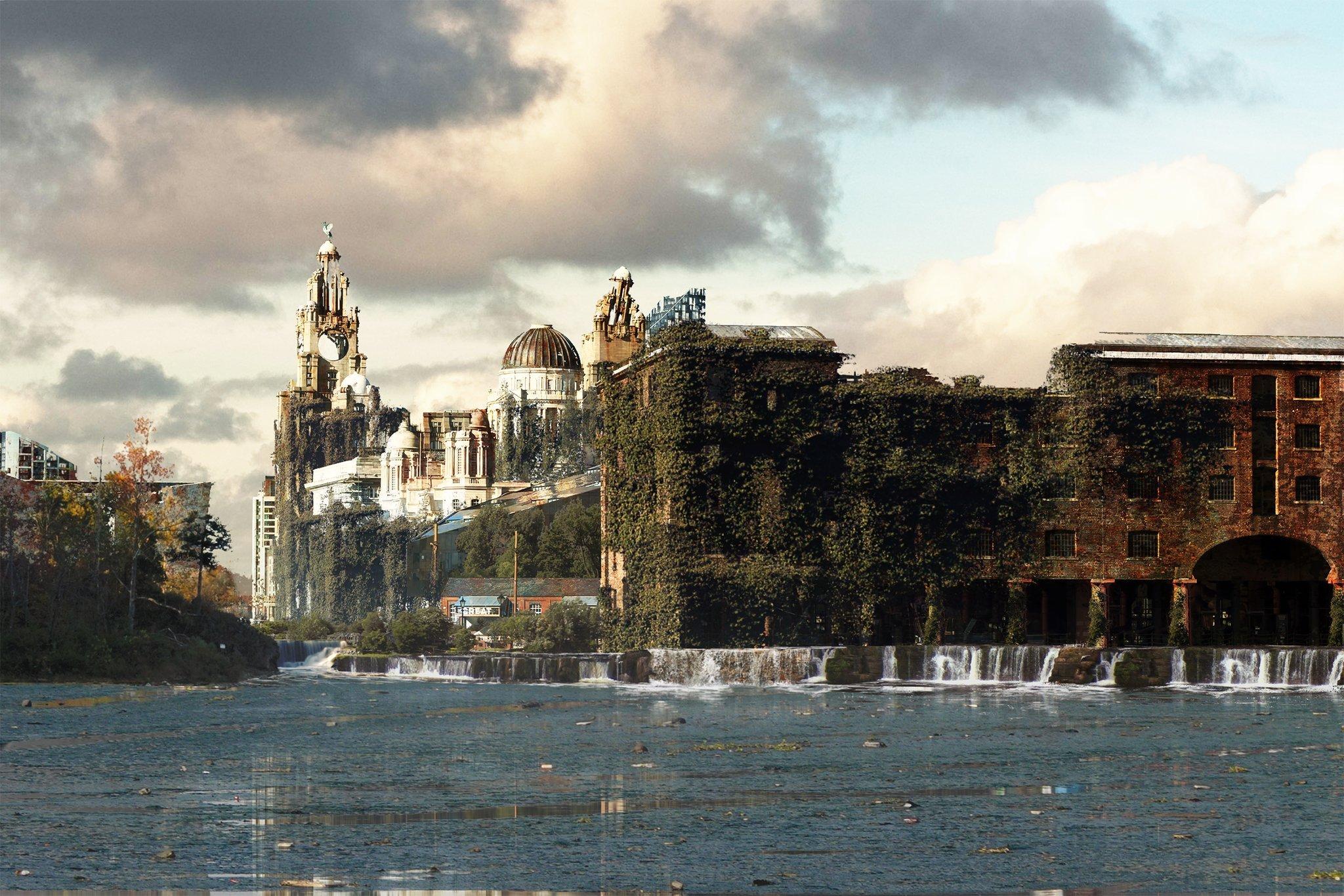 в стиле The Last of Us [Часть Вторая]  - Изображение 12