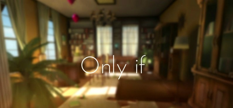 Only If - продолжение The Stanley Parable? - Изображение 1