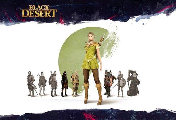 Black Desert: о классах и внешности - Изображение 1
