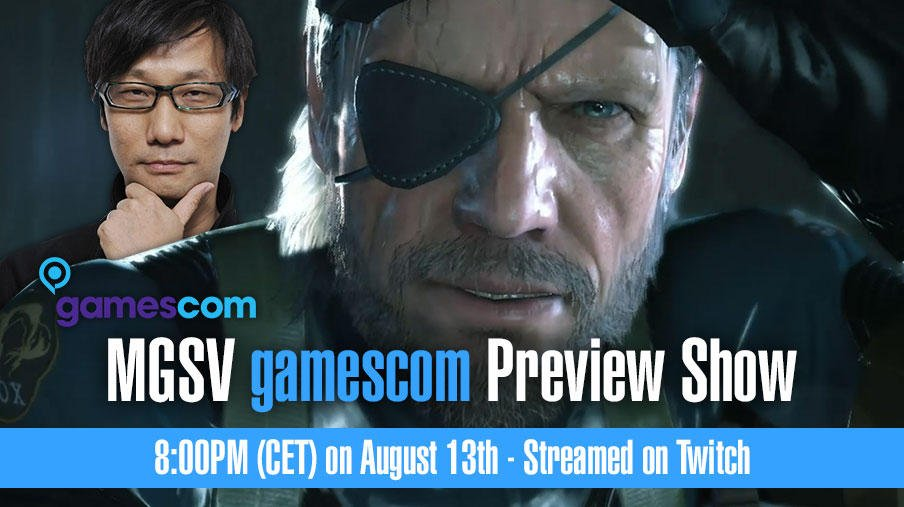 Metal Gear Solid V: New Gameplay Coming august 13 - Изображение 1