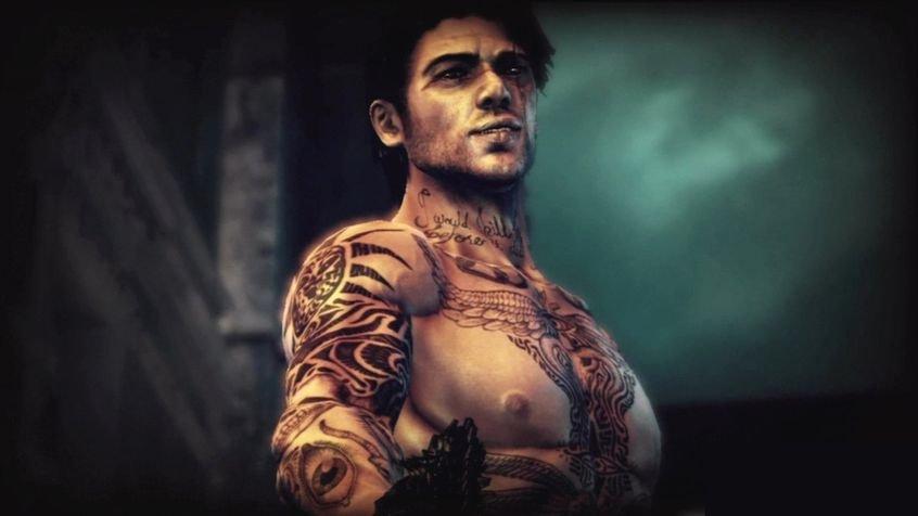 Десять самых татуированных игровых персонажей - Изображение 10