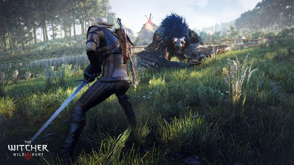 Все за прошедшее время о The Witcher 3: Wild Hunt  The Witcher 3: Wild Hunt на Е3.   На Е3 CD Projekt RED привезли н ... - Изображение 3