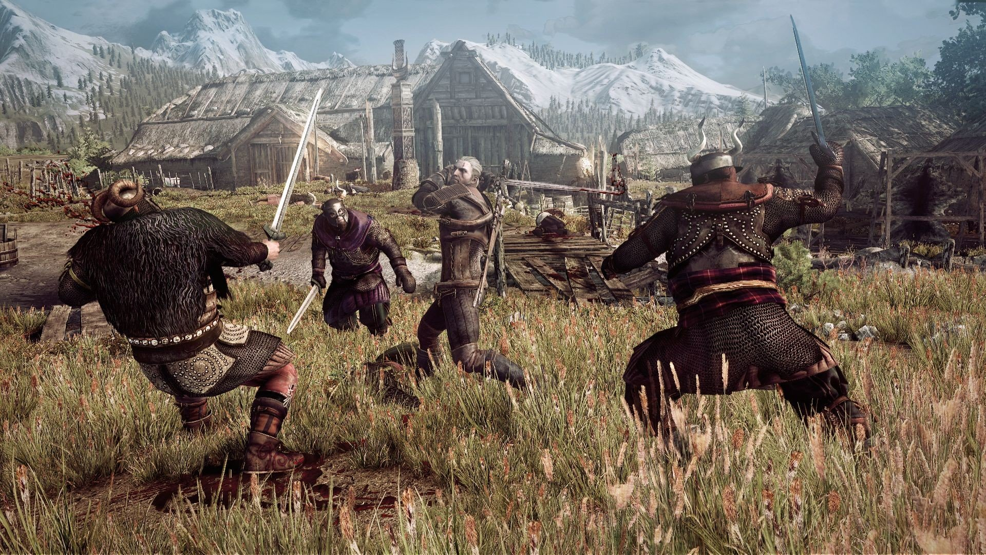 Все за прошедшее время о The Witcher 3: Wild Hunt  The Witcher 3: Wild Hunt на Е3.   На Е3 CD Projekt RED привезли н ... - Изображение 12