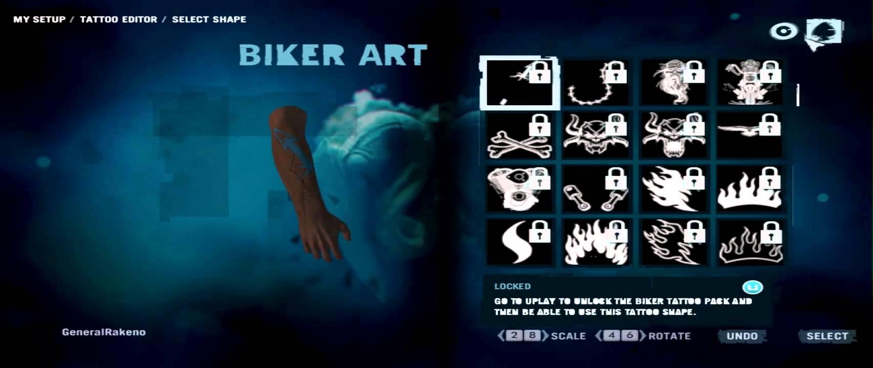 Десять самых татуированных игровых персонажей - Изображение 14