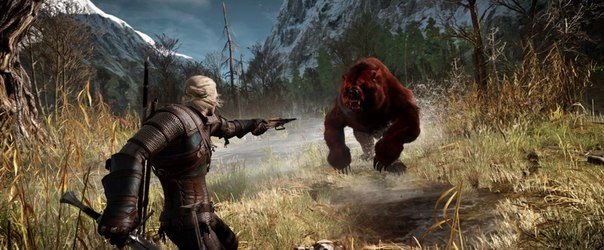 Все за прошедшее время о The Witcher 3: Wild Hunt  The Witcher 3: Wild Hunt на Е3.   На Е3 CD Projekt RED привезли н ... - Изображение 13