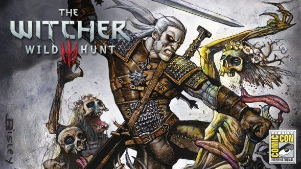Все за прошедшее время о The Witcher 3: Wild Hunt  The Witcher 3: Wild Hunt на Е3.   На Е3 CD Projekt RED привезли н ... - Изображение 19