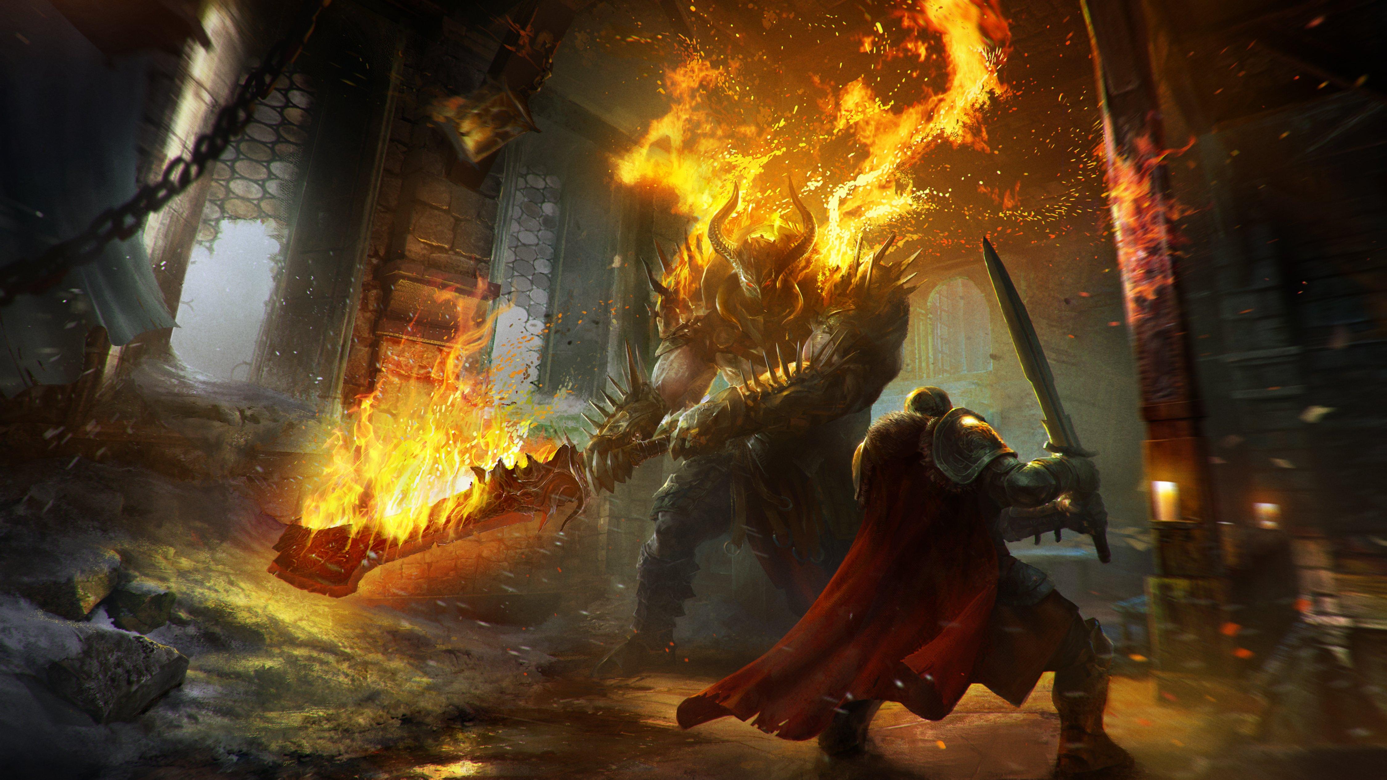 Официальные системные требования игры Lords of the Fallen.  - Изображение 1