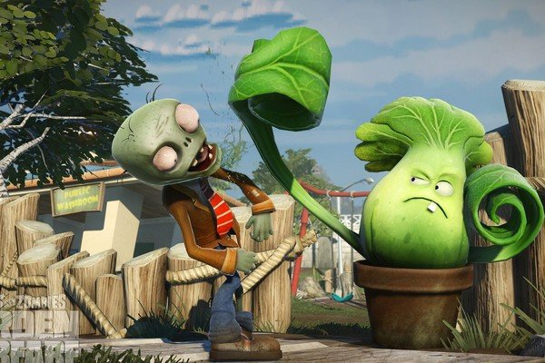 plants vs zombies garden warfare! - Изображение 1