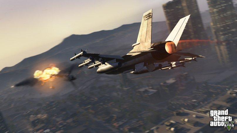Раскрыта информация о DLC «Летная школа», самолете Hydra Jet и цен на транспортные средства - Изображение 1