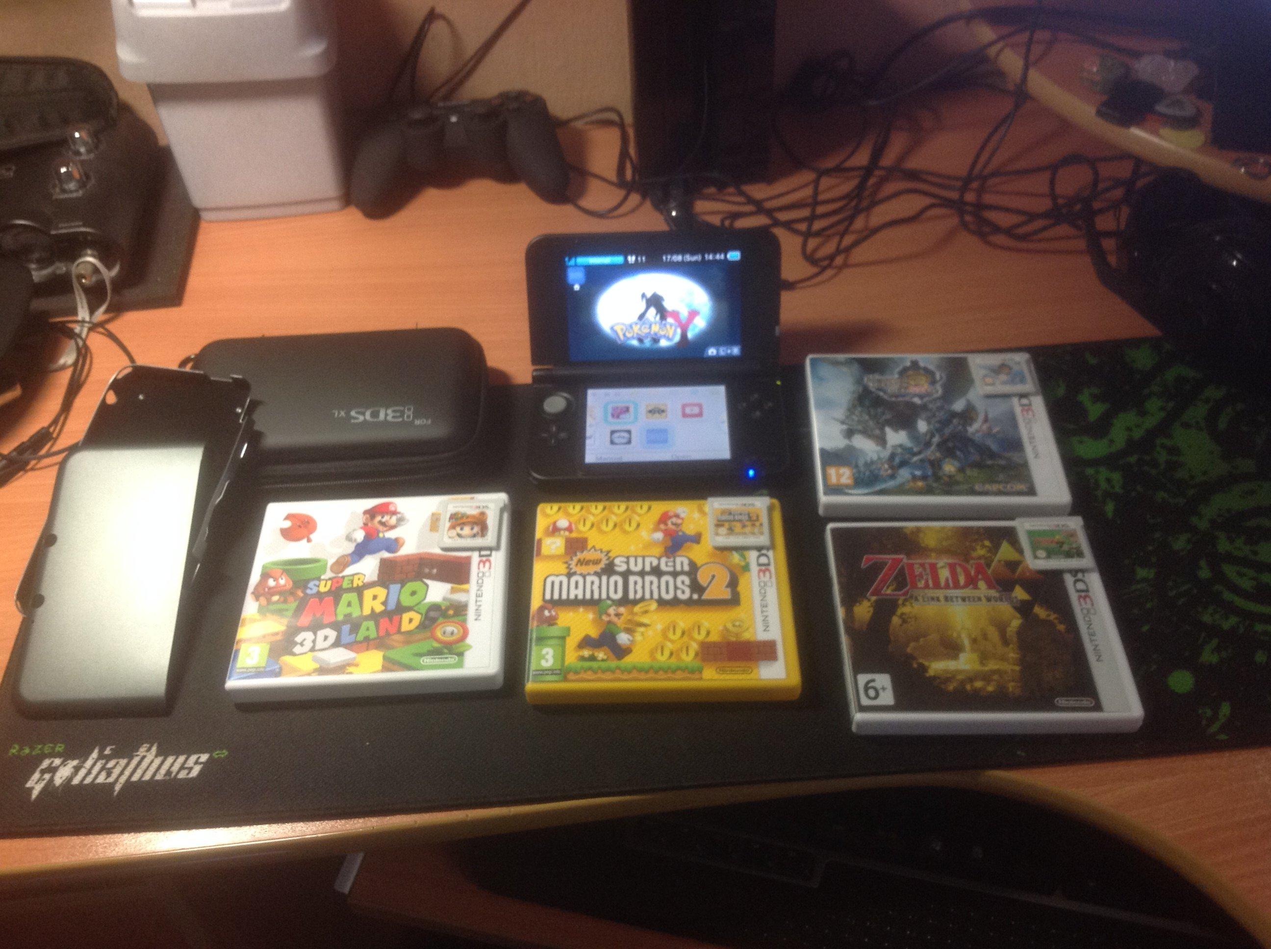 Первые впечатления от Nintendo 3DS - Изображение 1