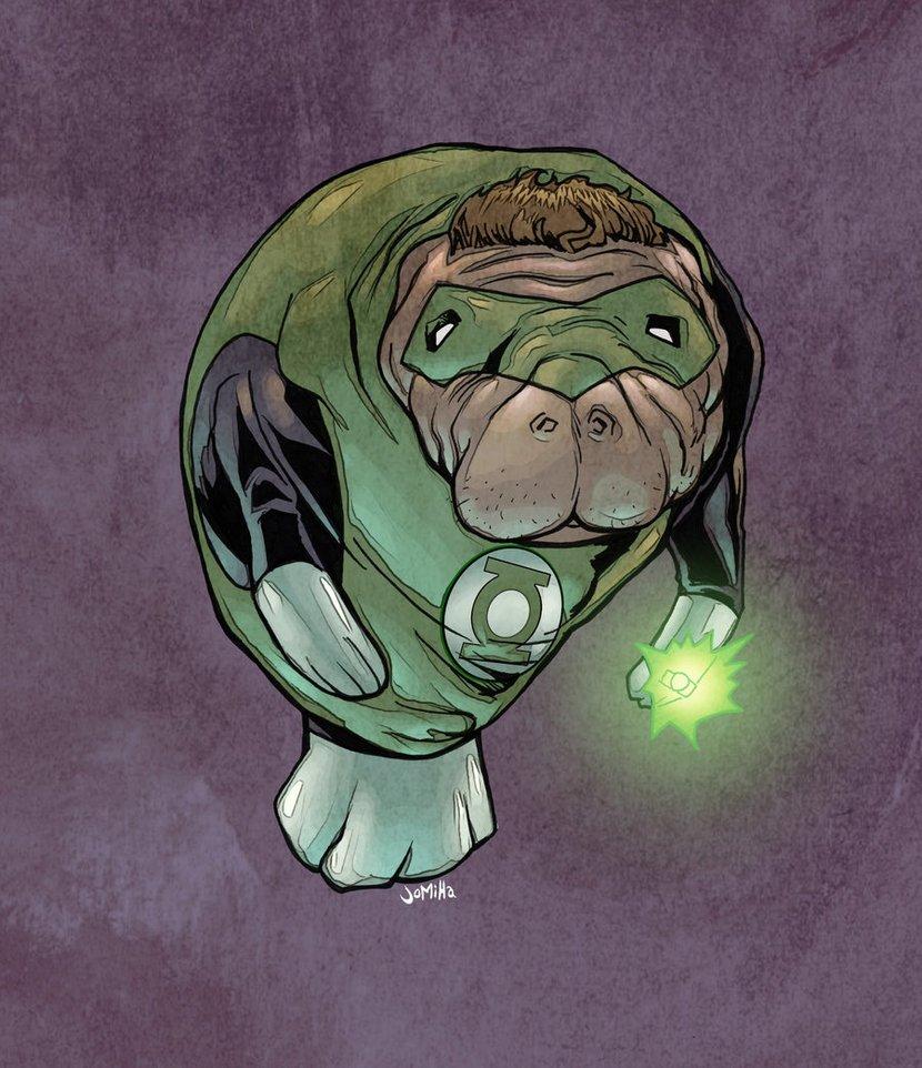 Супергерои ламантины - Изображение 13