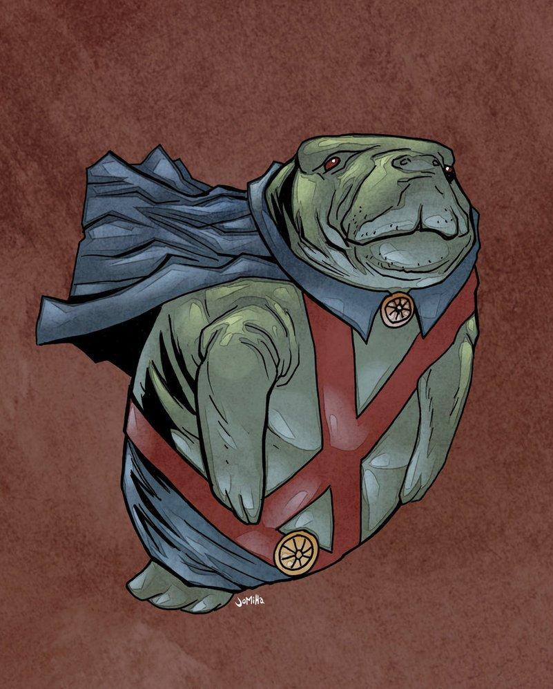 Супергерои ламантины - Изображение 12