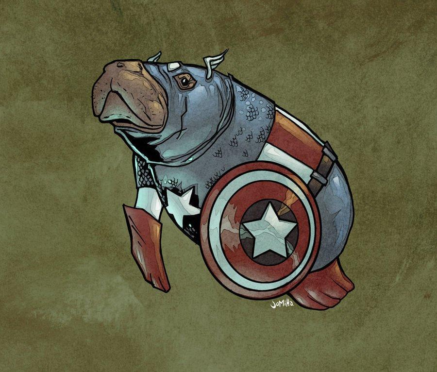 Супергерои ламантины - Изображение 4