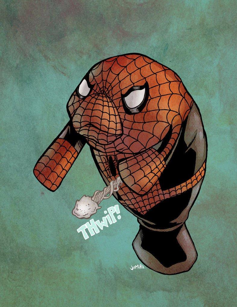 Супергерои ламантины - Изображение 3