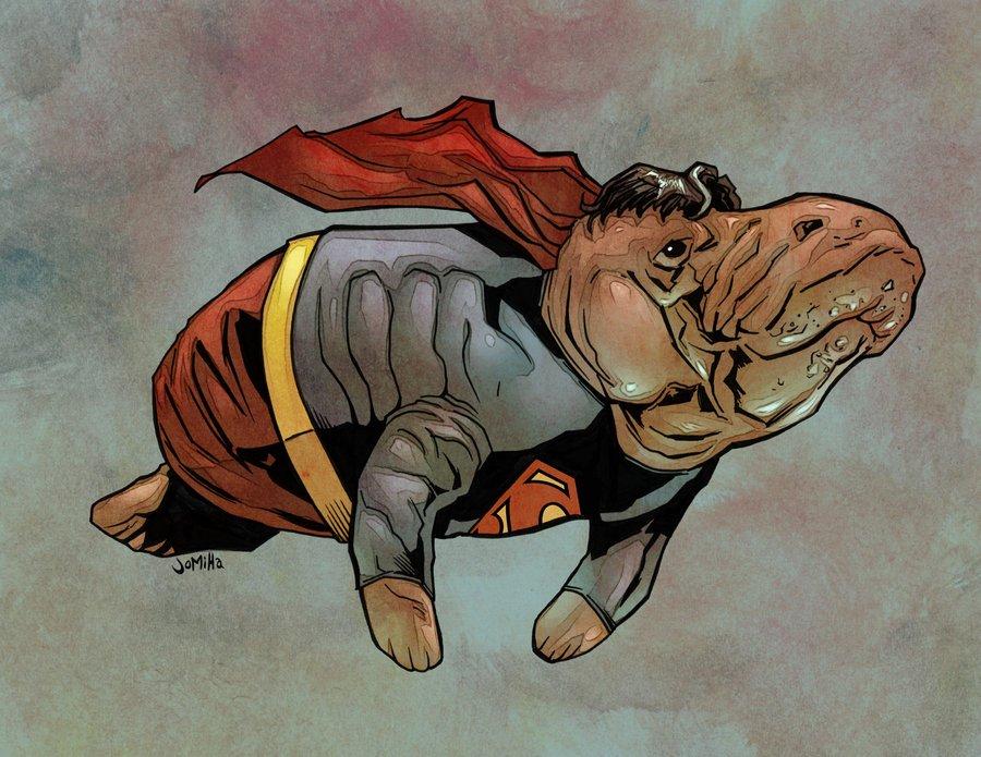 Супергерои ламантины - Изображение 2