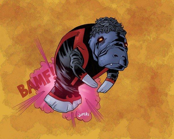 Супергерои ламантины - Изображение 20