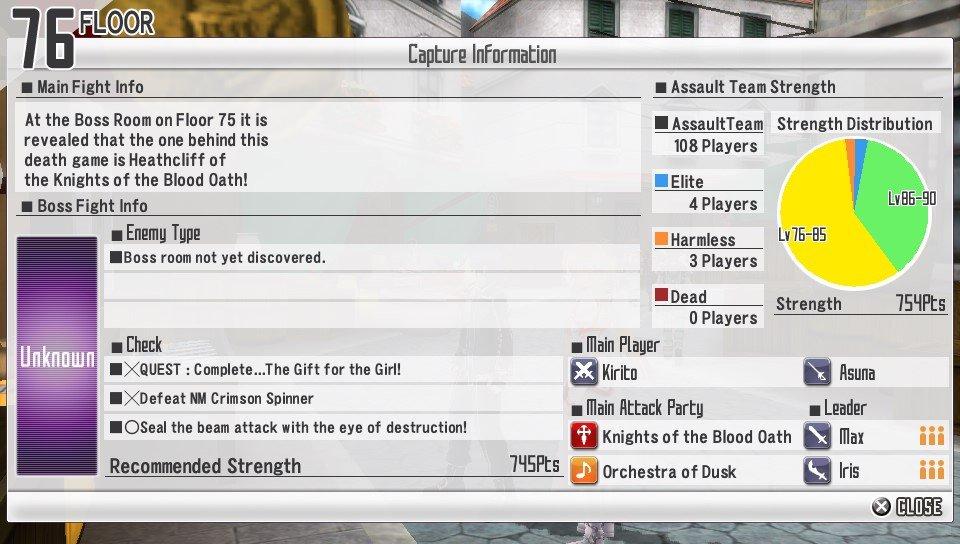 SAO: Hollow Fragment после 5 часов игры - Изображение 2