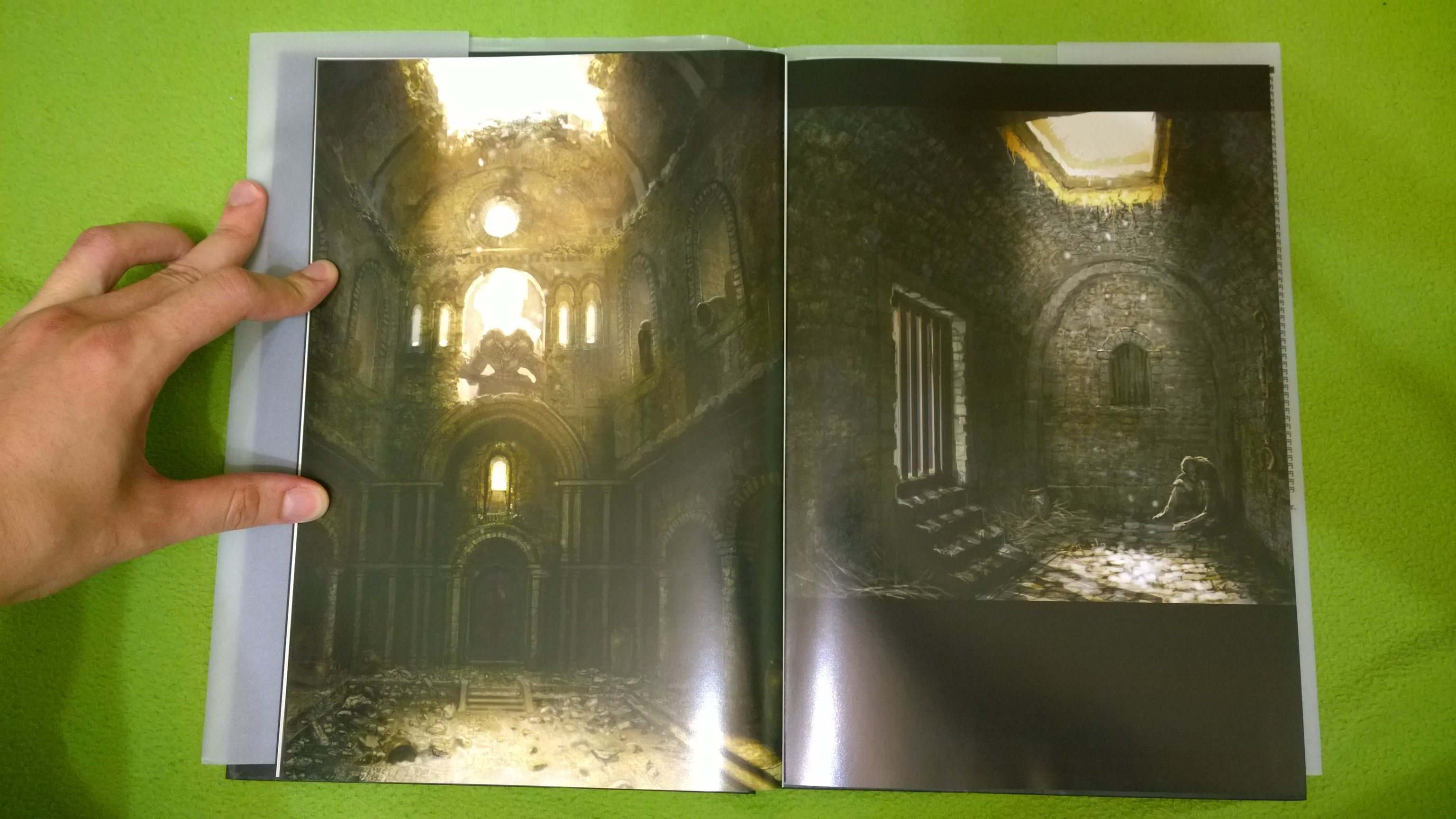 Dark Souls Art Book from Japan. Part 1.. - Изображение 7