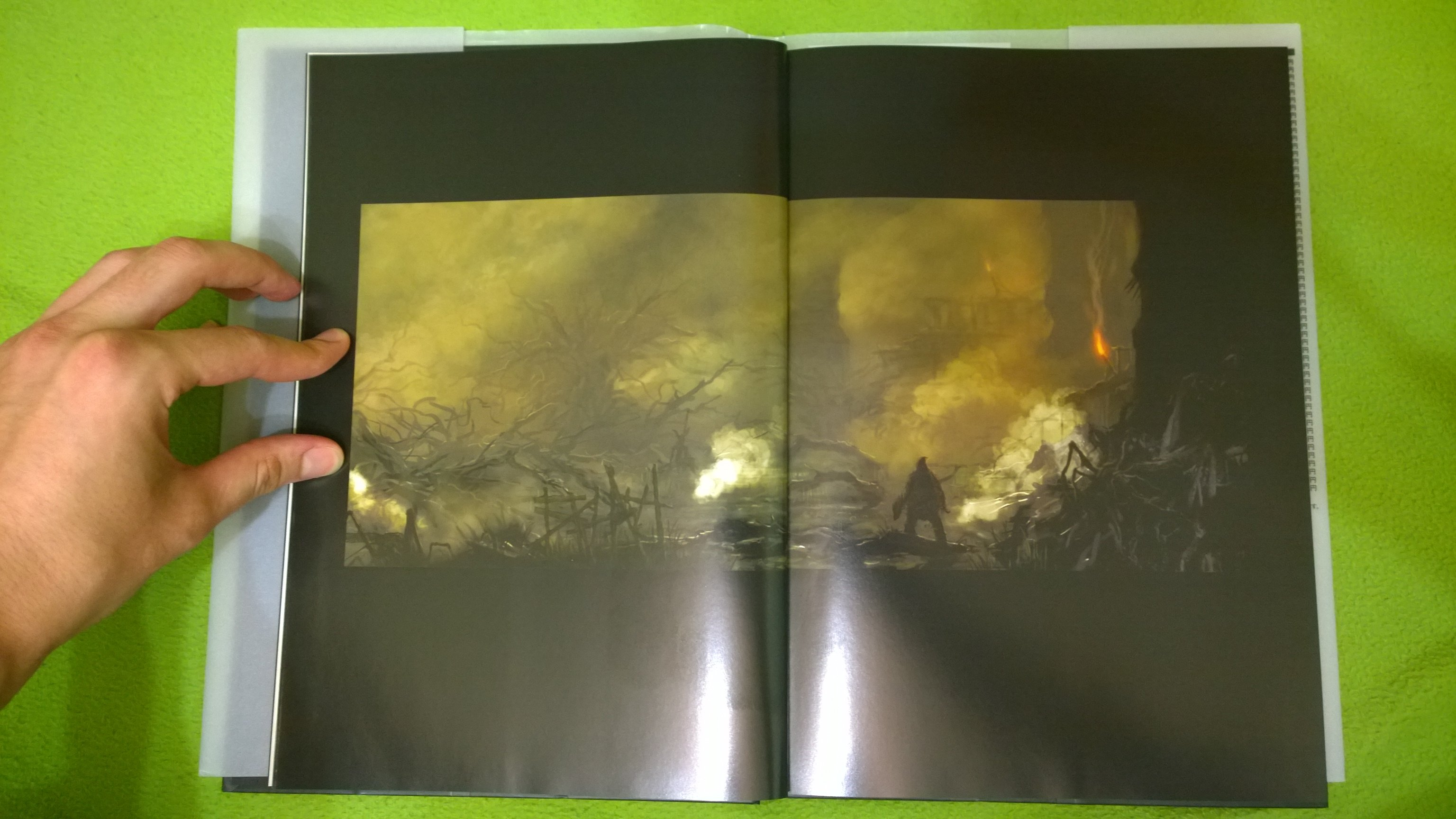 Dark Souls Art Book from Japan. Part 1.. - Изображение 8