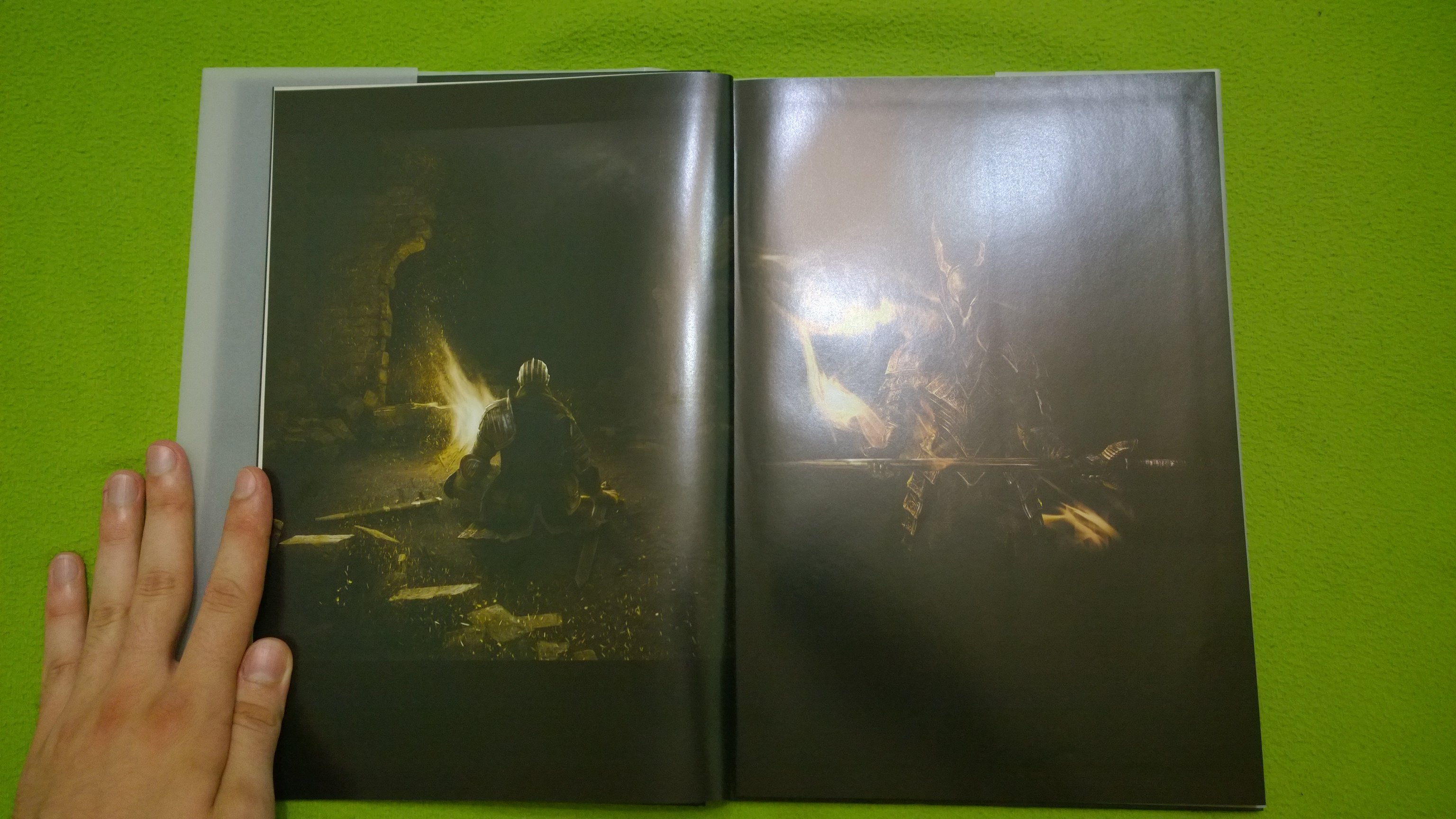 Dark Souls Art Book from Japan. Part 1.. - Изображение 5