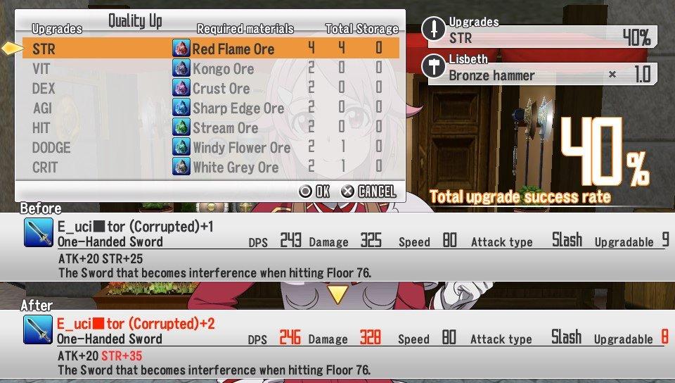 SAO: Hollow Fragment после 5 часов игры - Изображение 8