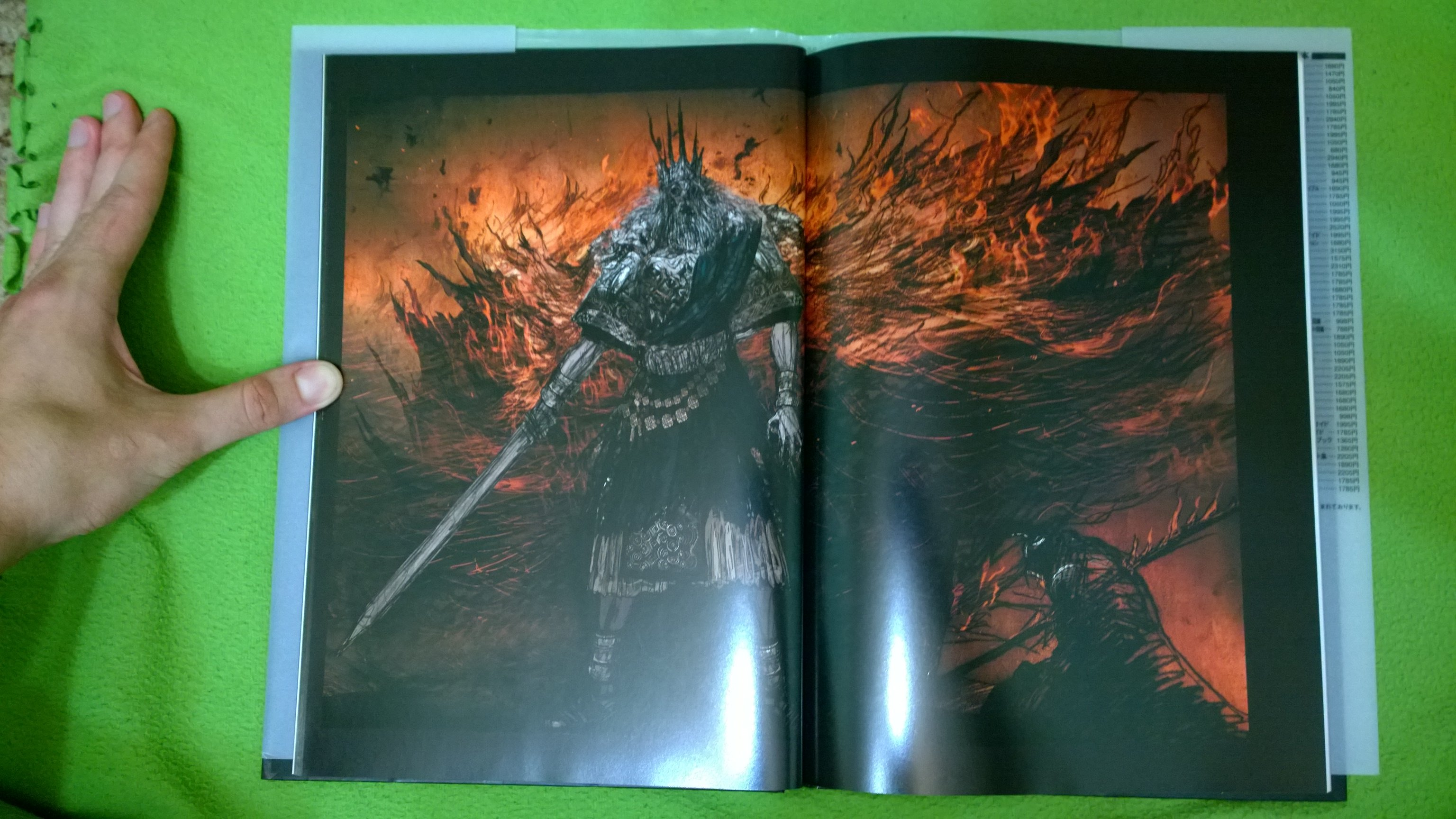Dark Souls Art Book from Japan. Part 1.. - Изображение 13