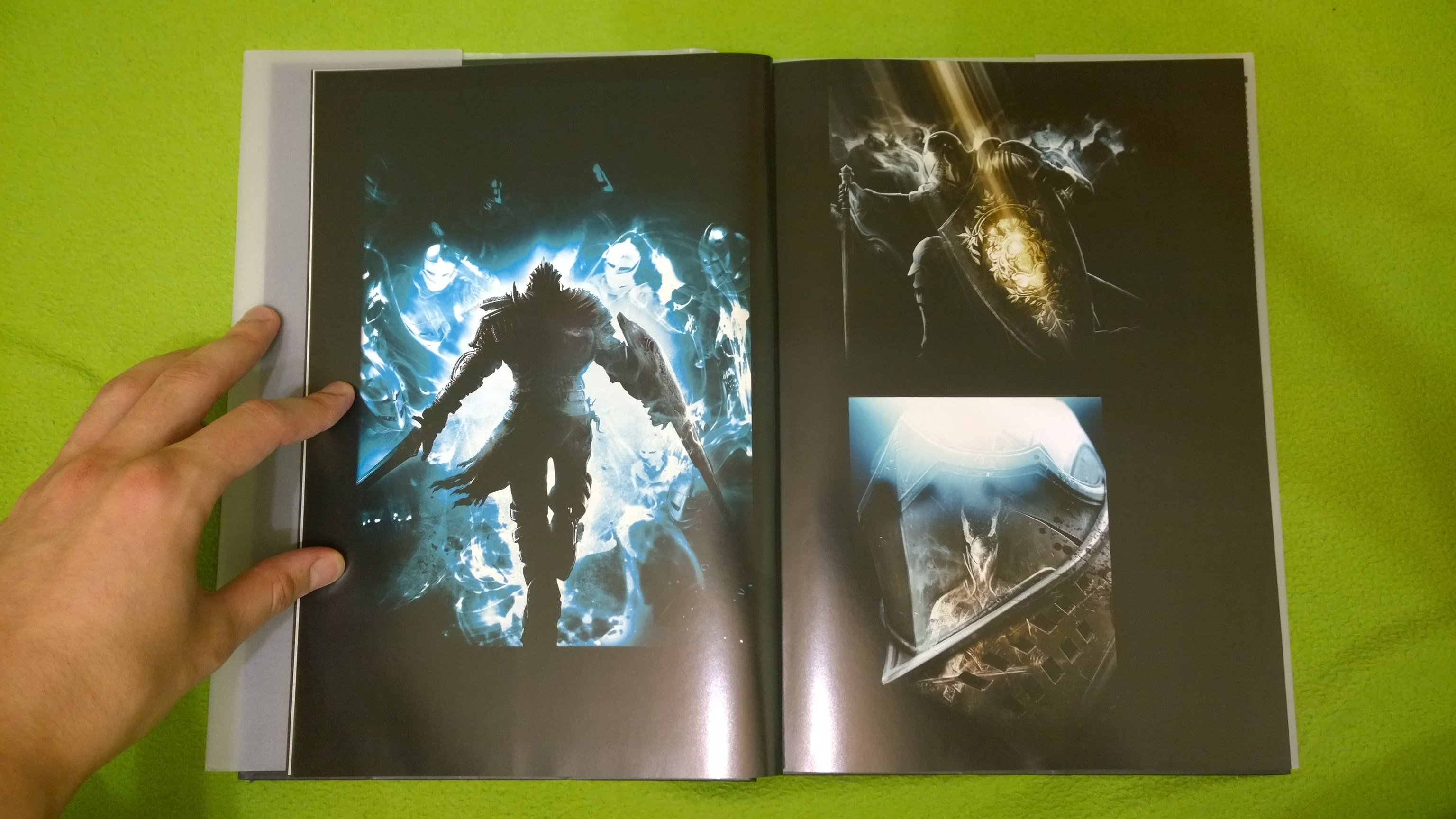Dark Souls Art Book from Japan. Part 1.. - Изображение 6