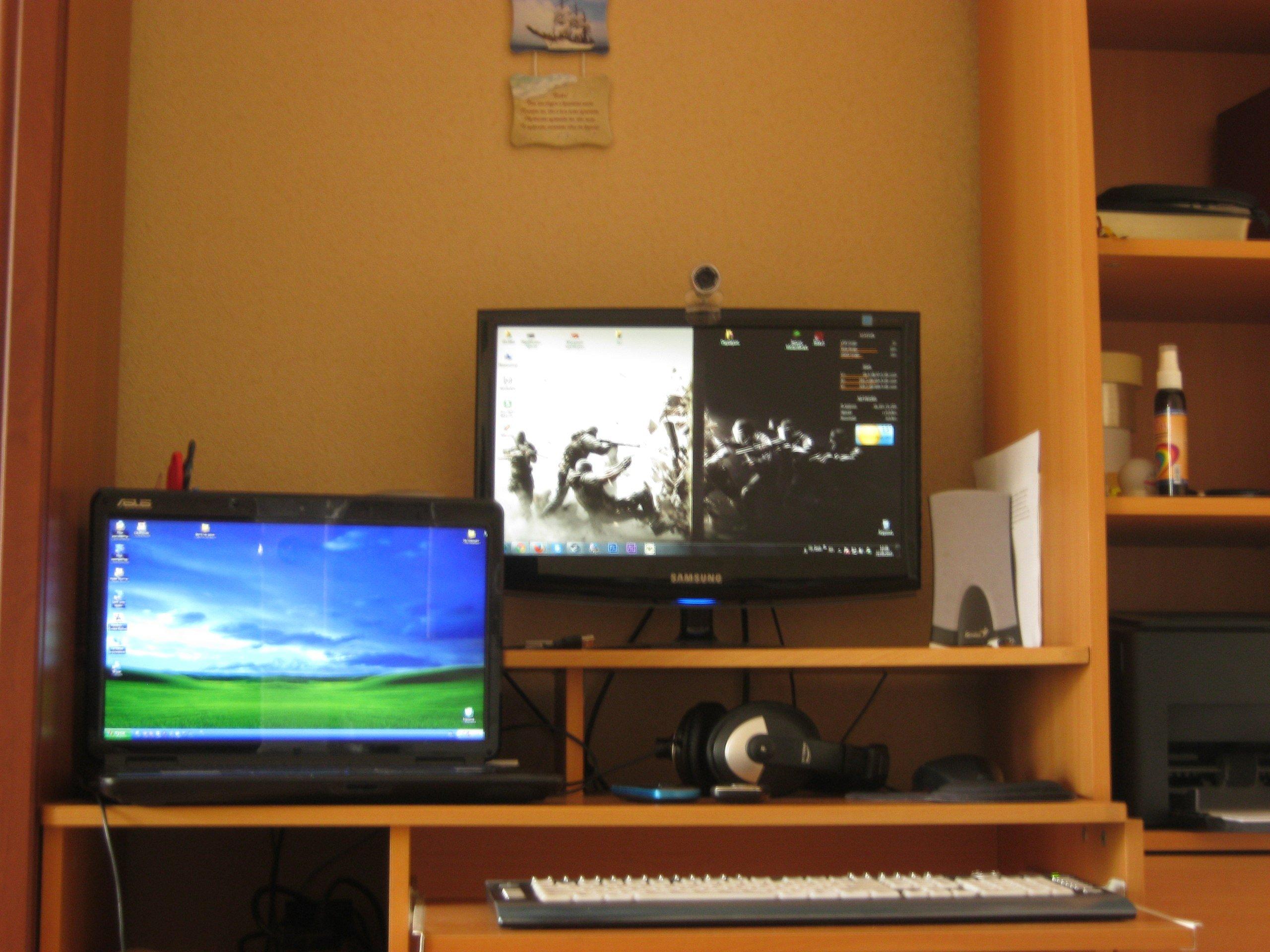 Ваш реальный рабочий стол ;) - Изображение 1