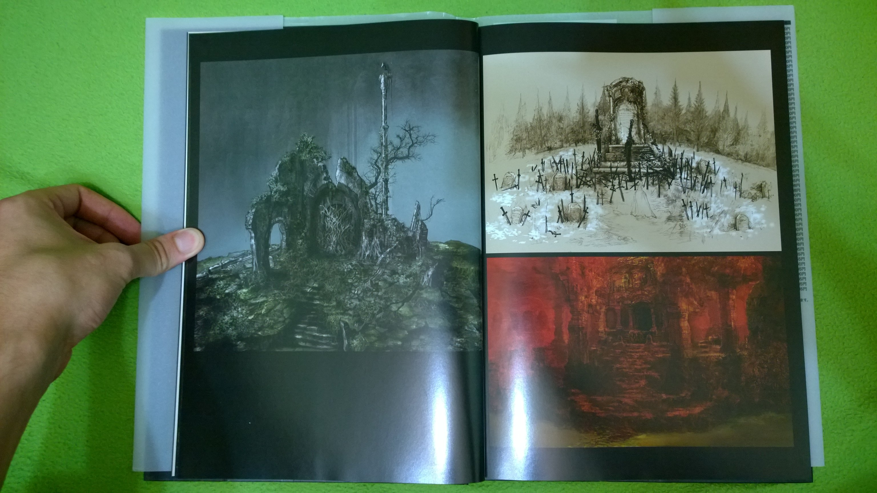 Dark Souls Art Book from Japan. Part 1.. - Изображение 11