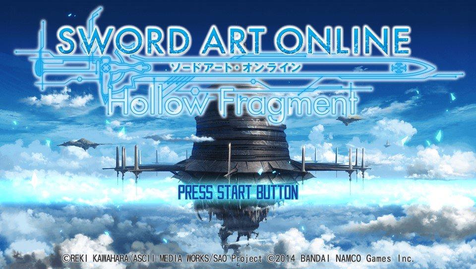 SAO: Hollow Fragment после 5 часов игры - Изображение 1