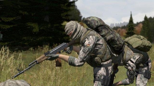 Arma 2 DayZ Mod о главном - Изображение 4