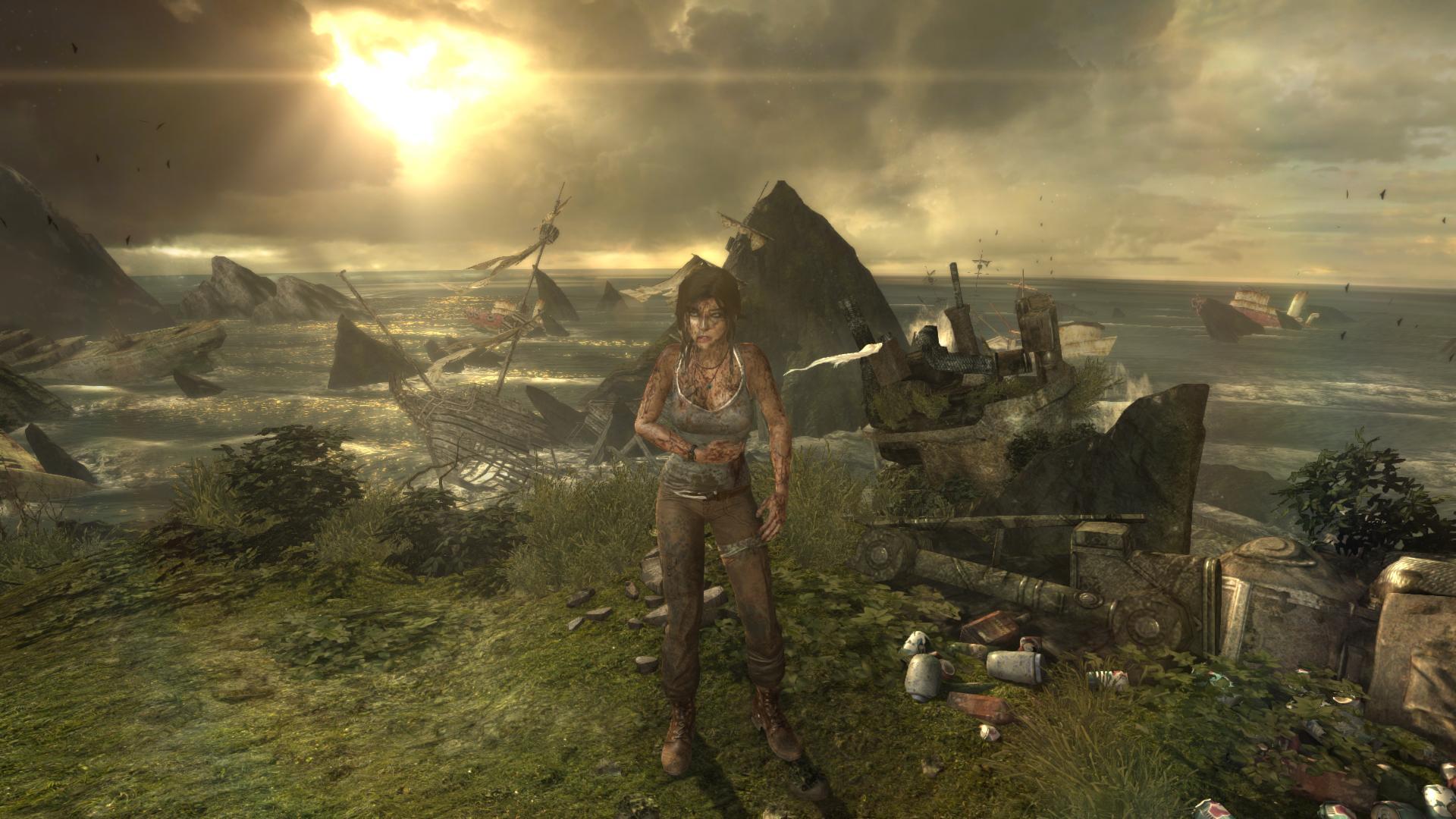Угадай уровень графики в Tomb Raider - Изображение 2