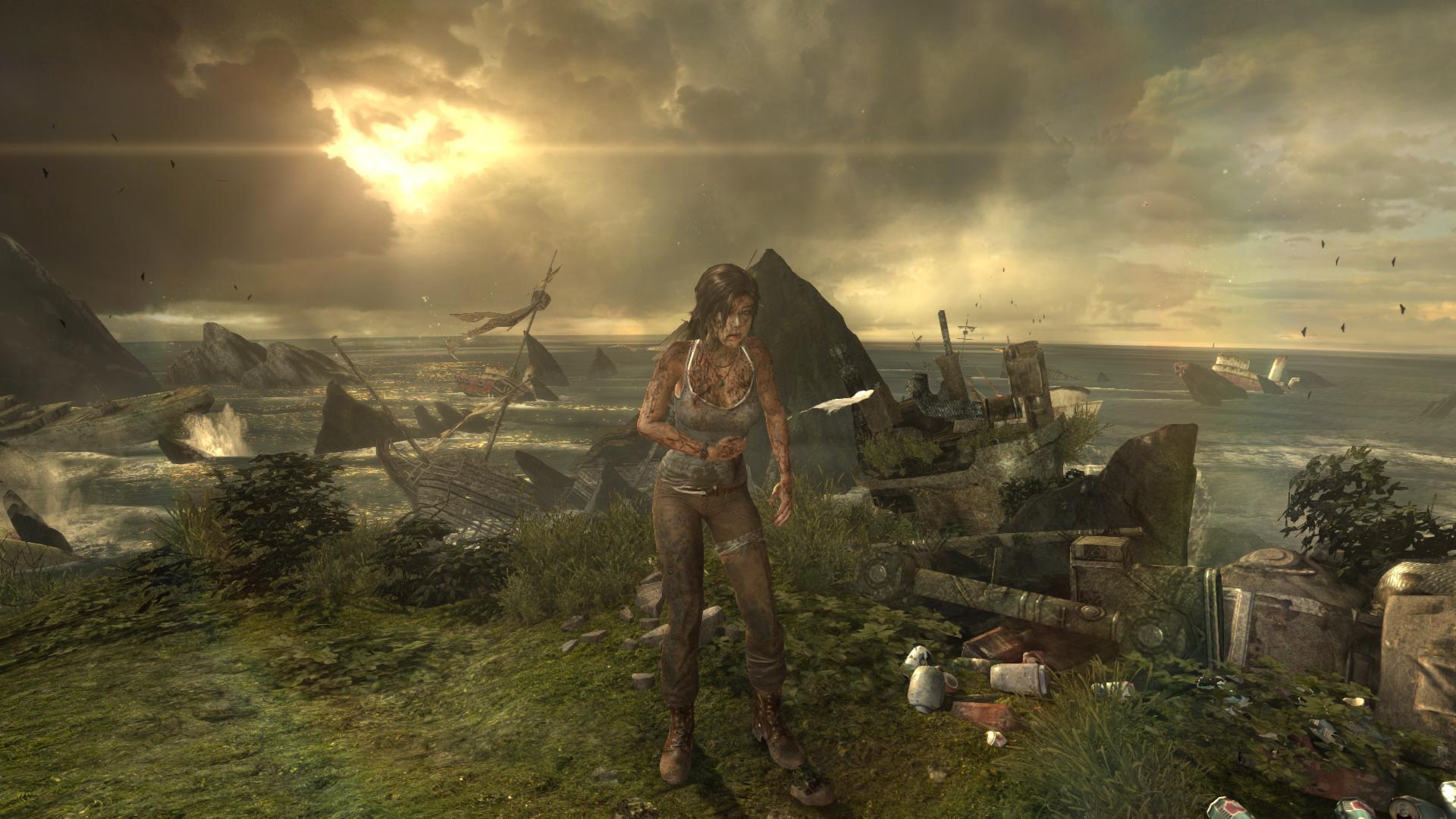 Угадай уровень графики в Tomb Raider - Изображение 1