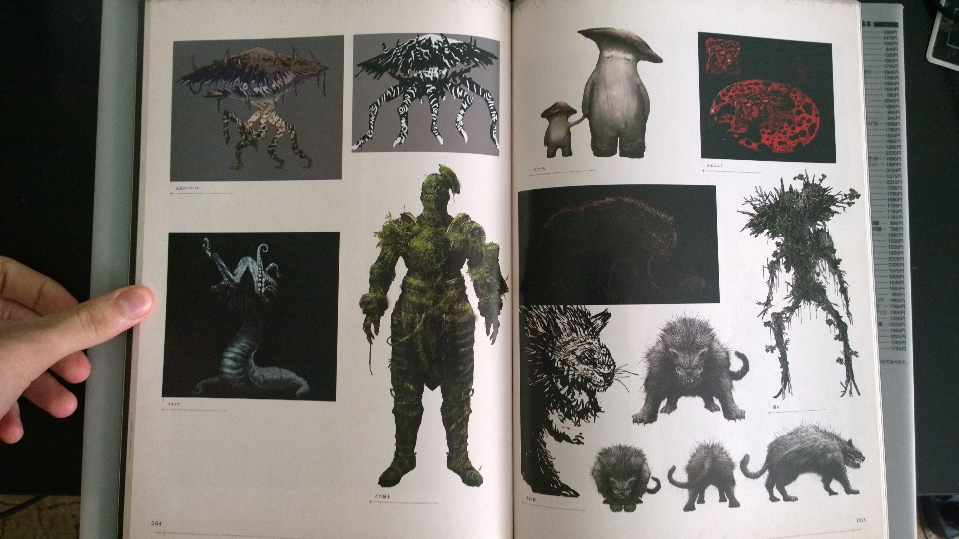 Dark Souls Art Book from Japan. Part 3. - Изображение 9