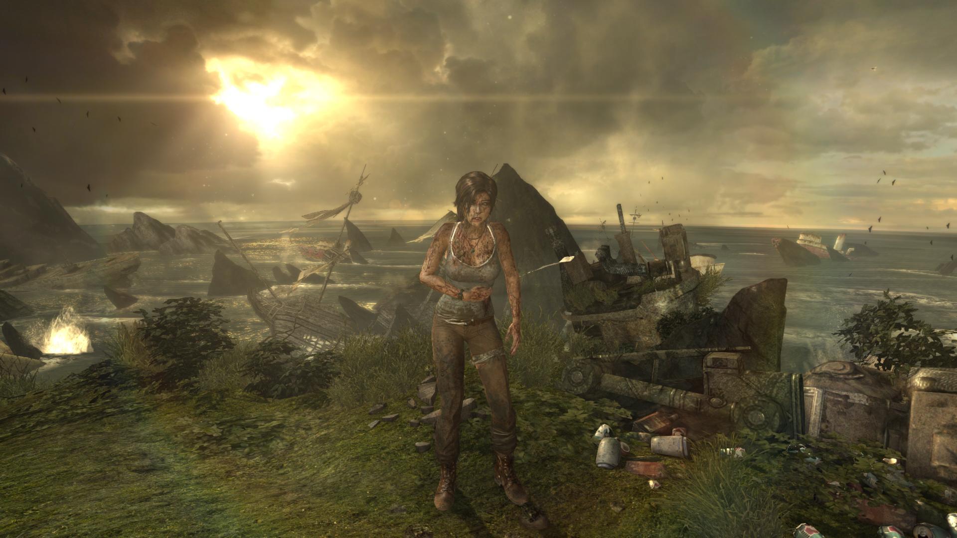 Угадай уровень графики в Tomb Raider - Изображение 4
