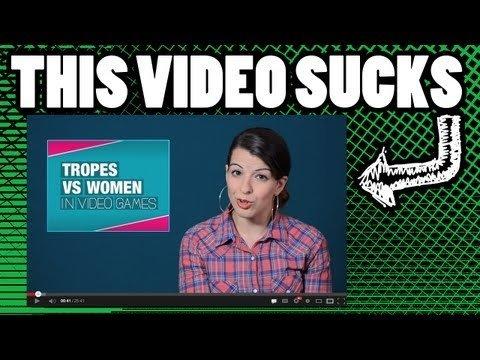 Анита Саркисян или Как феминизм портит видеоигры - Изображение 1