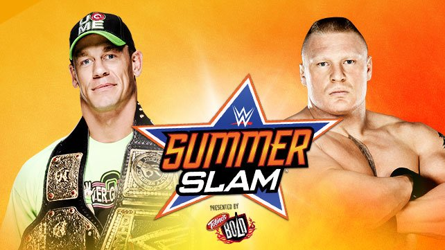 John Cena Vs Brock Lesnar матч реванш  Удастся ли  John Cena на этот раз одолеть Brock Lesnar? - Изображение 1