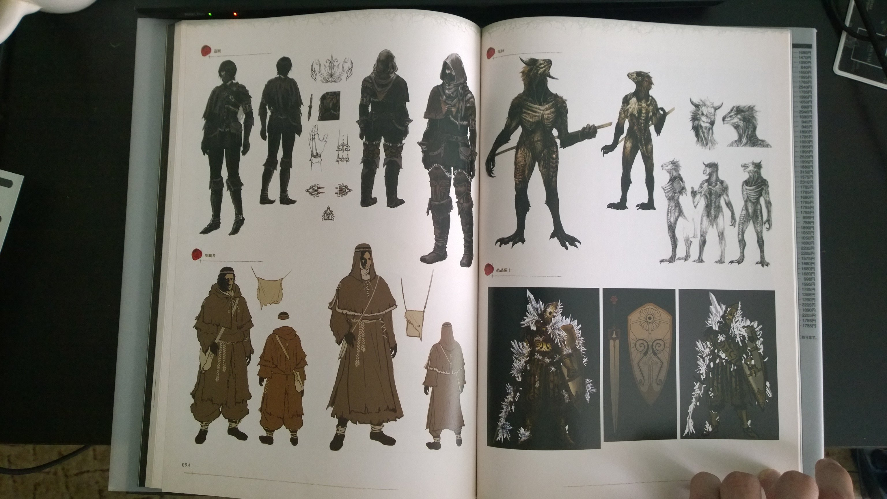 Dark Souls Art Book from Japan. Part 4. - Изображение 3