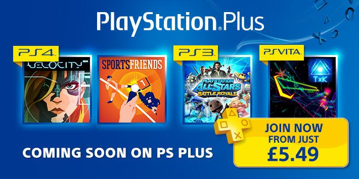 Бесплатные игры в PlayStation Plus. Сентябрь.. - Изображение 1